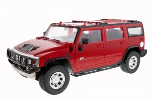 Mitashi Dash 1:16 Rechargeable R/C Hummer Car